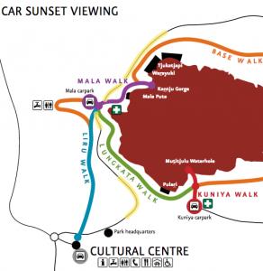 Carte Uluru