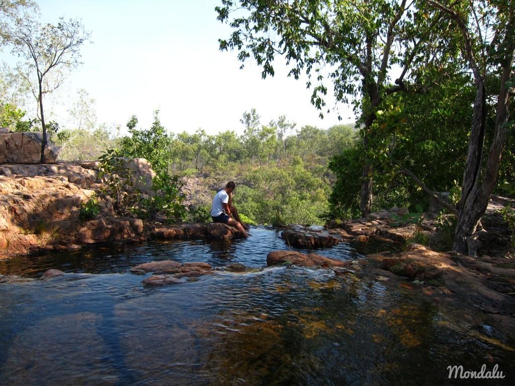 Tjaetaba Falls - Litchfield