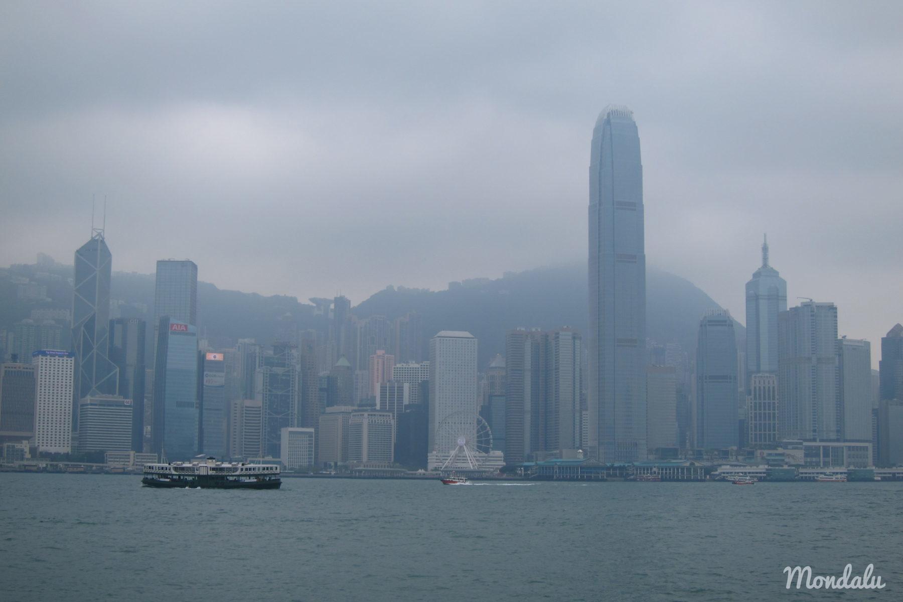 Causeway Bay à Hong-Kong
