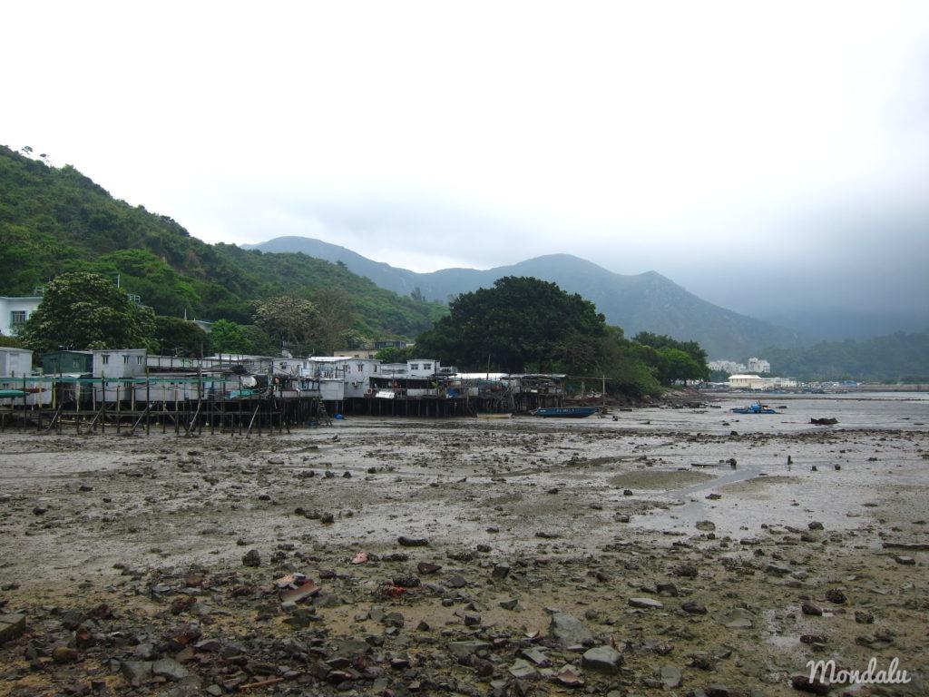 Photo de l'Ile de Lantau